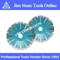 Diamond Concave Blade For Granite Cutting