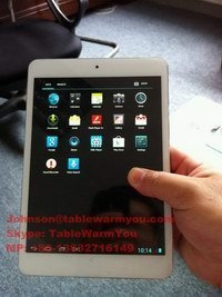 7.85 inch IPS Screen Quad Core Tablet PC