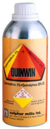 Quinwin - Cyper. 3% + Quinalphos 25% Ec