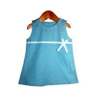 Baby Summer Sleeveless Dress