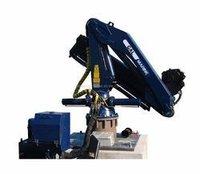 Telescopic Knuckle Boom Crane