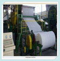Toilet Paper Kitchen Paper Tissue Paper Machine