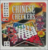 Chinese Checkers (With Ludo) Board Game