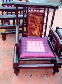 Natural Bamboo Chair