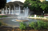 Compact Design Pop Up Water Sprinkler Fountains
