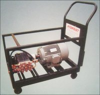 High Pressure Water Jet Cleaning System Pump