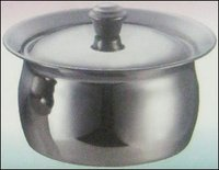 Stainless Steel Khubsurat Handi