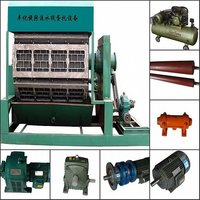 Pulp Moulding Egg Tray Machine