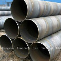 A252 Spiral Steel Pipe Welded Pipe