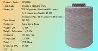Polyester/Viscose Core Spun Yarn