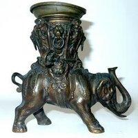 Resin Elephant Statues