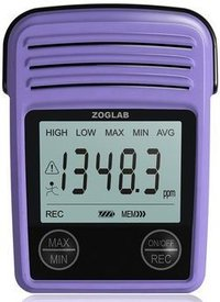 Mini-Thco2 Data Logger For Temperature Humidity And Carbon Dioxide