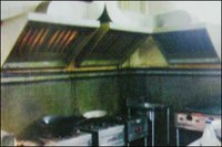 Kitchen Chimney Air Ventilation System