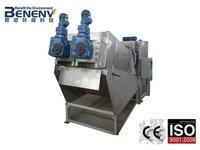 Oily Sludge Dewatering Machine