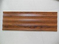 Wood Grain Laminated Pvc Wall Panels