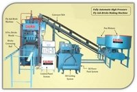 Fly Ash Bricks Making Plant in Morbi