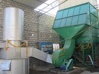 Raw And Steam Paddy Dryer