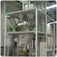 Poultry Feed Plant<