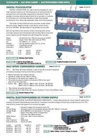 Bti-15 Floculator Jar Test Apparatus