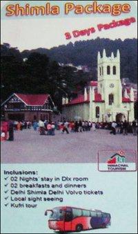 Shimla Tour Package Services