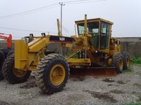 Used Cat140h Motor Graders