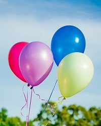 10 Inch 1.5g Pearlized Color Latex Balloon