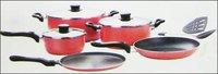 Non Stick Cookware (10 Pcs Set)