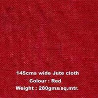 Jute Dyed Cloth