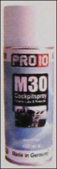 Cockpit Spray (Part No-M30)