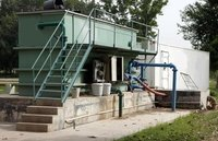 Package Sewage Treatment Plant<