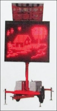 Solar Led Display Panels
