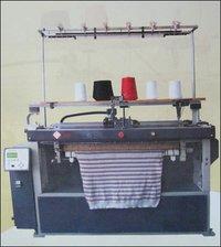 Fully Automatic Flat Knitting Machine