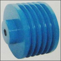 Heavy Solid V Belt Pulley