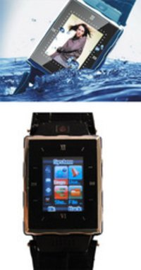Watch Mobile Phone