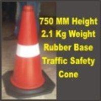 Traffic Safety Cone 2 Kg Eco Model