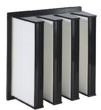 H14 Compact Filter With Plastic Frame