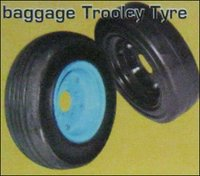Baggage Trolley Tyre