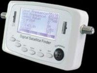 Sf-500 Digital Satellite Meter For Dvb-S2 And Dvb-S