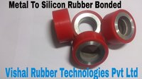 Bonded Silicon Rubber Roller