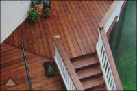 Pine Wooden Staircase