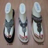 Ladies Designer Chappal