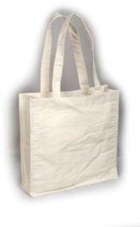 Organic Cotton Carry Bag