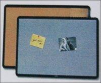 Fabric Pin Board<