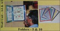 Pivoted Folders (Wall Unit)<
