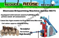 Energy Briquetting Press