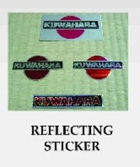 Reflecting Stickers