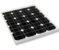 12-Volt 30-Watt Monocrystalline Pv Solar Panel