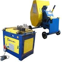 Scm 52p And Sbm 52p Bar Bending And Cutting Machine