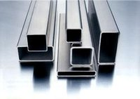 Square And Rectangular Stainless Steel Tube
