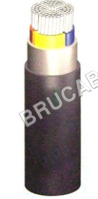 4 Core Pvc Sheathed Aluminium Cable